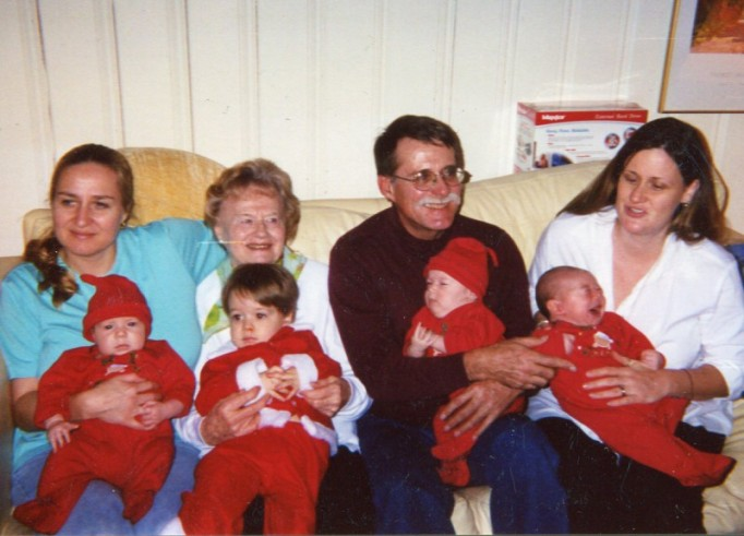 2003 Four generations
