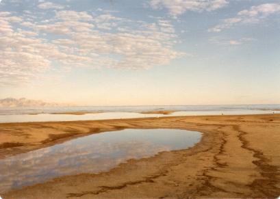 salt lake dawn