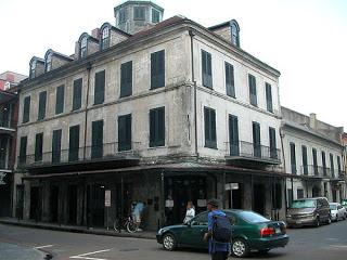La Casa de los Marinos - New Orleans