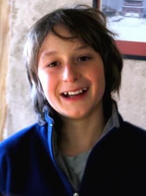 The Santa Fe grandson