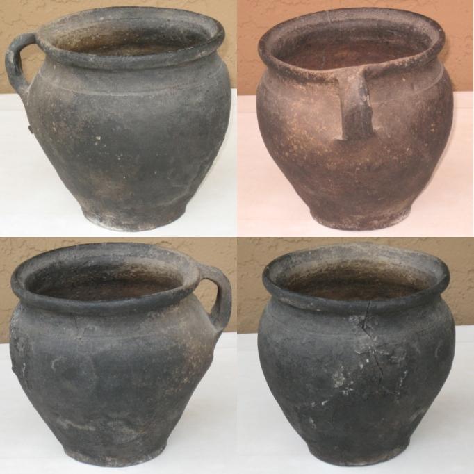 Pre-Roman Pot from Dacia