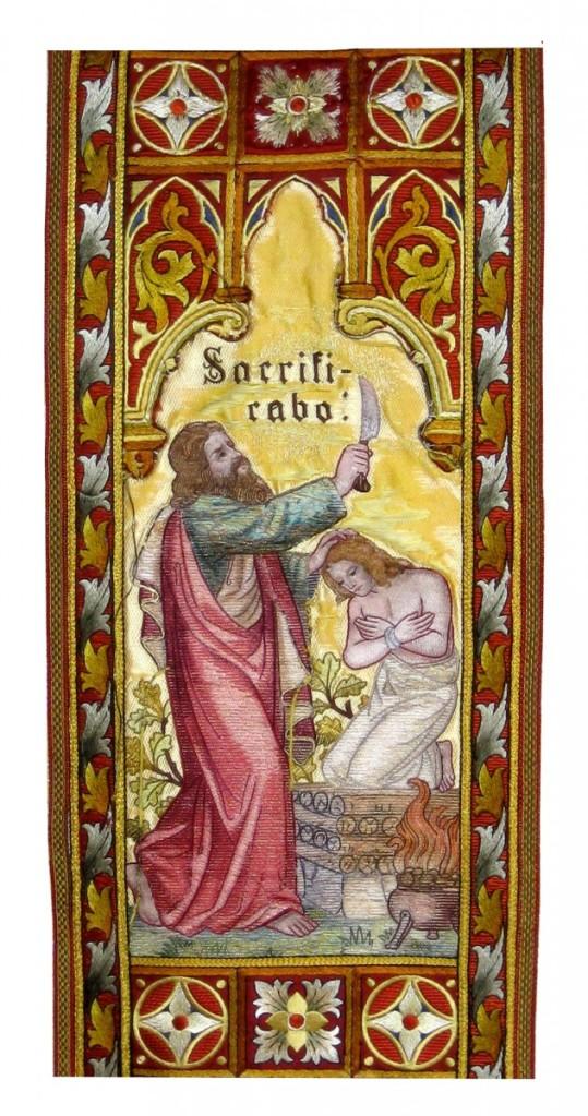 Abraham Sacrificing Isaac, Fraefel & Co.