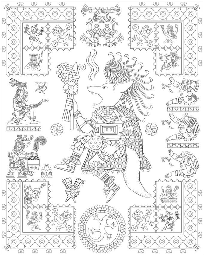huehuecoyotl icon
