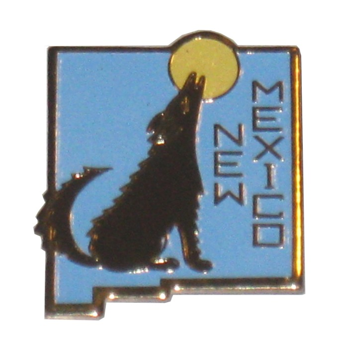 Coyote Pin