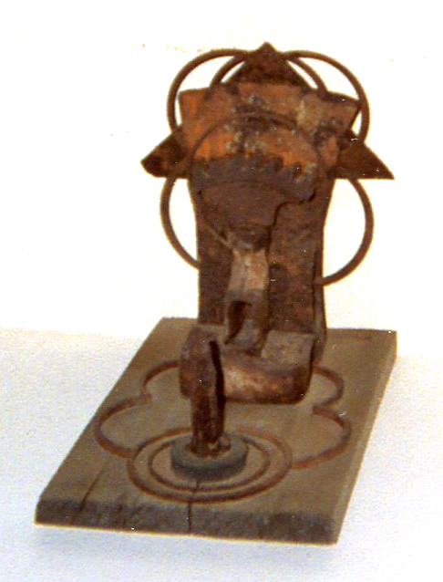 Tepeyollotl - Heart of the Mountain (sold)